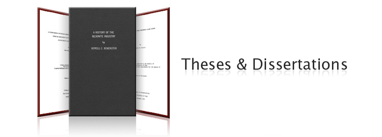 Phd thesis theory